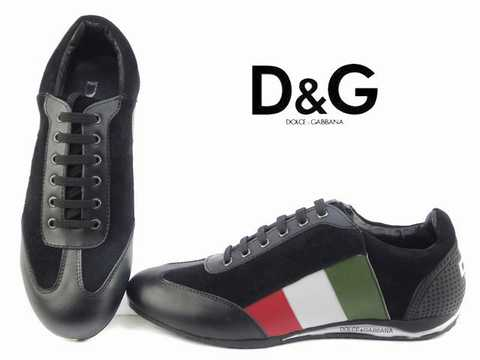 Chaussures Dolce Gabbana Homme Soldes