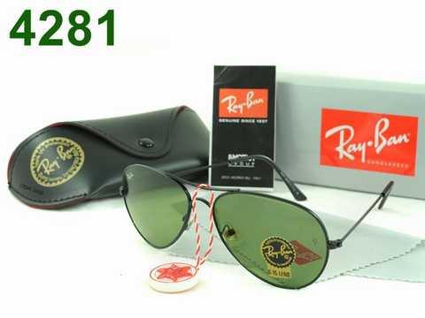 lunettes soleil lunette homme pour ban de ray femme pas cher Rayban 15qTvw5